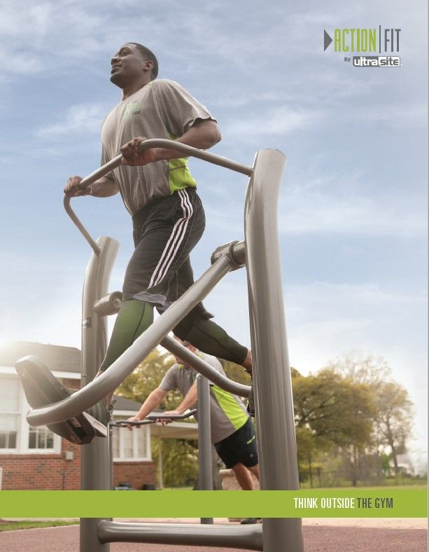 ActionFit Outdoor Fitness Brochure